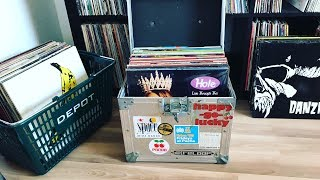 I Bought An Entire Record Collection - Vinyl Finds
