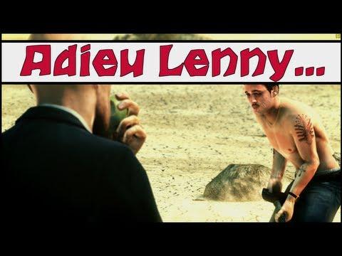 [19] Hitman Absolution - Cours Lenny, cours... essaye j'veux dire ! [1/2]