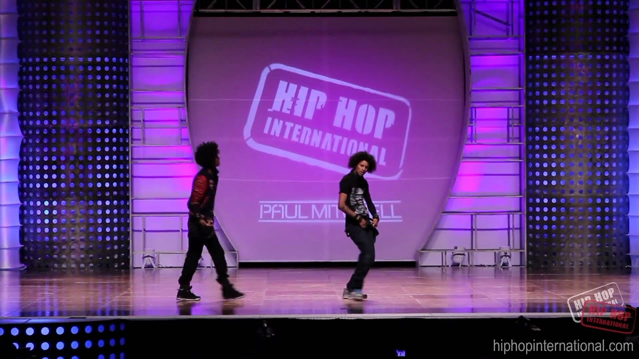 """Download LES TWINS 2012 World Hip Hop Intl. Performance """"SWAGG"""""""