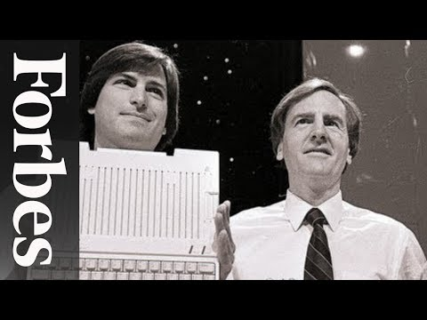 John Sculley On How Steve Jobs Got Fired From Apple | Forbes