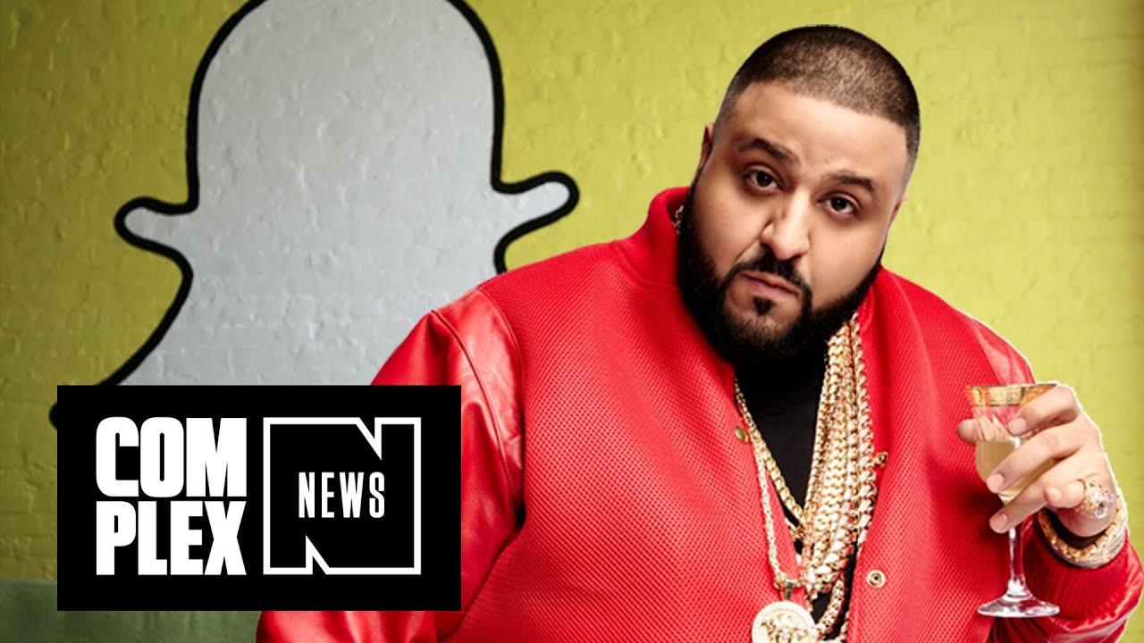The Best DJ Khaled Snapchat Moments