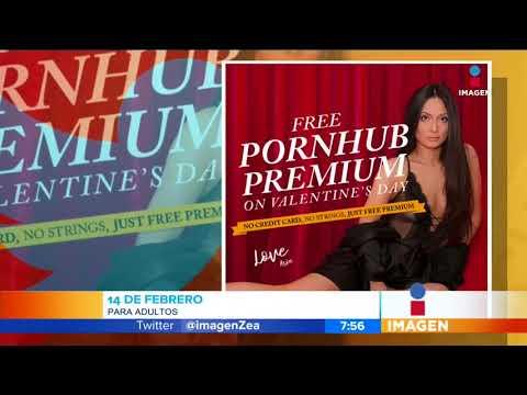 ¡Porno gratis por el 14 de febrero! | Noticias con Paco Zea