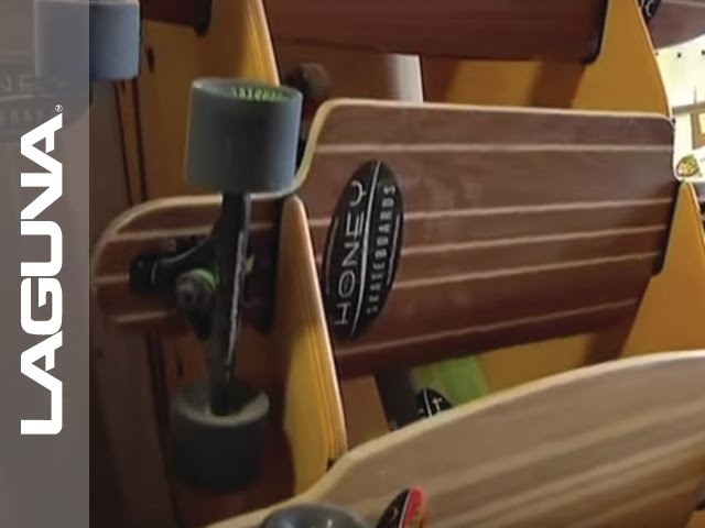 Honey Skateboards - CNC Customer Story - Laguna Tools