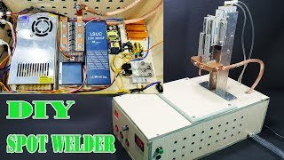 How To Make Spot Welder Using SuperCapacitor
