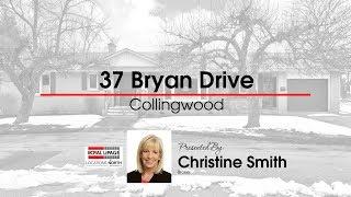 37 Bryan Drive Collingwood
