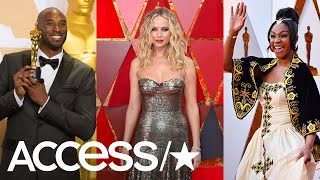 Oscars 2018: 11 Moments You Might Have Missed   Access