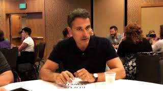 Man In The High Castle - Actor Rufus Sewell - SDCC 2018