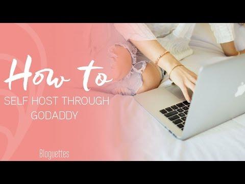 Self hosting with wordpress