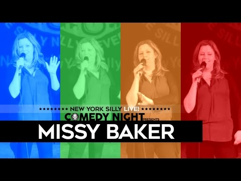 Missy Baker - New York Silly LIVE Comedy Show