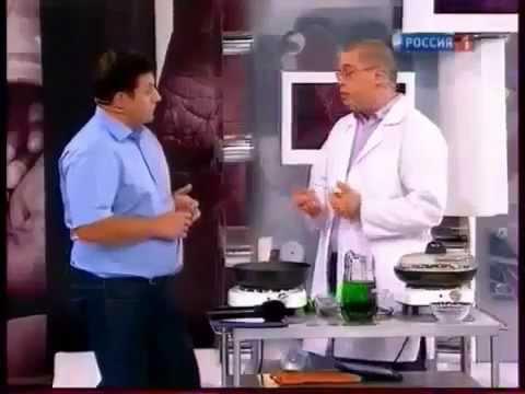 Гарсиния для похудения на канале 1