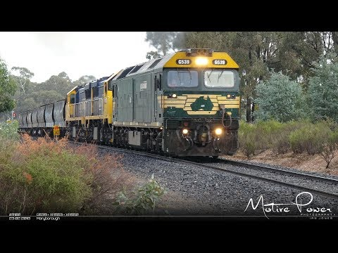 2018 02 23 - Pacific National mixed freight - #9102 - G539 + XR553 + XR552