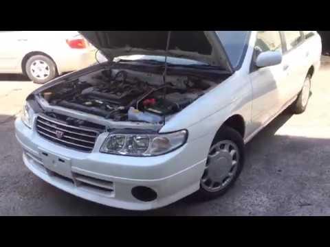 Nissan Avenir W11 QG18DE 1999 г.в. (донор 903)