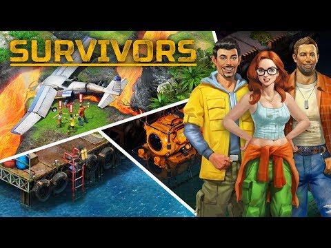 survivors остаться в живых прохождение игры
