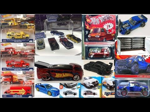 Hot Wheels News - Datsun Bluebird Convention, RLC, Car Culture, JDM, Mail Ins & More! from YouTube · Duration:  4 minutes 22 seconds