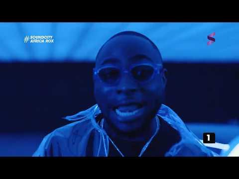 Davido's 'Like That' at no. 1, Niniola's 'Saro' and Nasty C's 'Said' follow | Africa Rox Countdown