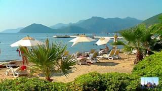 видео Лучшие отели и курортные районы острова Крит с песчаным пляжем