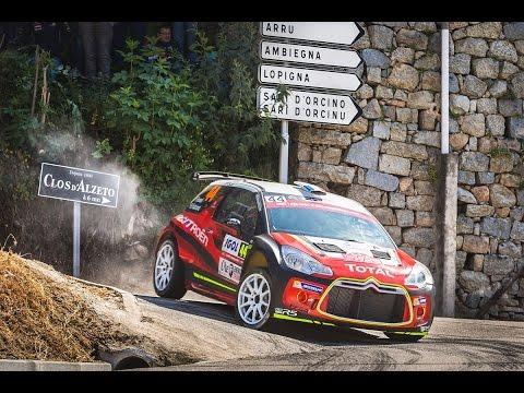 L'Équipe de France FFSA Rallye brille au Tour de Corse