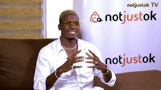 NotjustOk TV: K.O Jamal Talks Music, Challenges & Big Future Plans