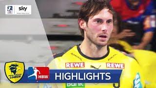 Rhein-Neckar Löwen - HBW Balingen-Weilstetten | Highlights - LIQUI MOLY Handball-Bundesliga 2019/20