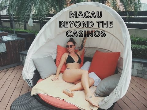 A TRIP TO MACAU WITHOUT A CASINO IN SIGHT