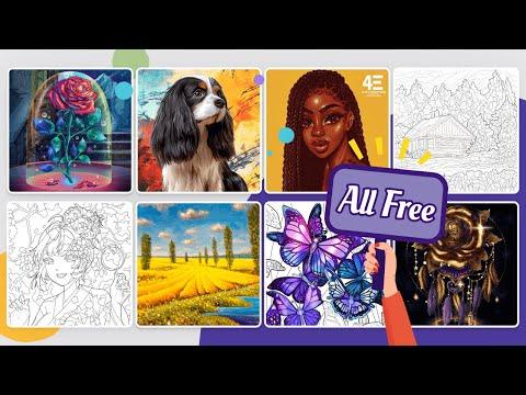 Colorscapes - Color by Number & Puzzle Games
