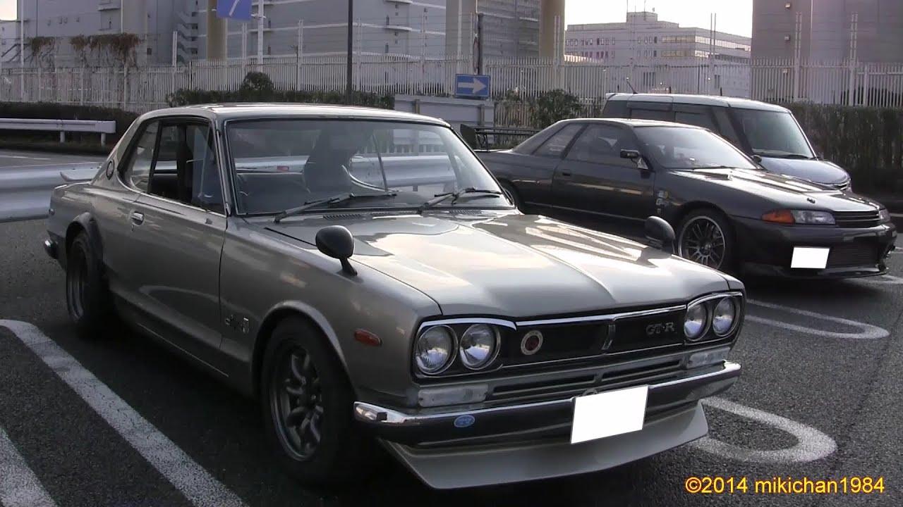 大黒pa 】 日産スカイライン Gt R Kpgc10 箱スカ Pt 2 【 Nissan Skyline Gtr