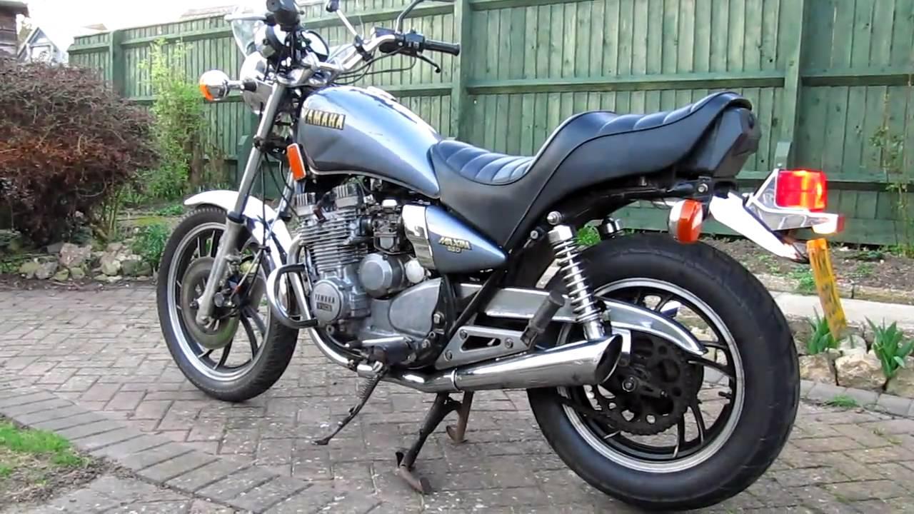Yamaha Maxim Bobber