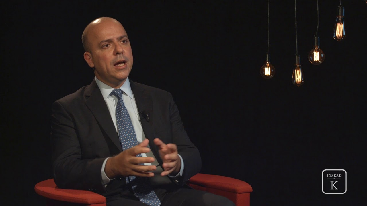 INSEAD's Felipe Monteiro interviews BNDES director Carlos ... Felipe Monteiro Insead Photos