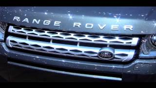 Jaguar Land Rover at Geneva Motor Show 2013