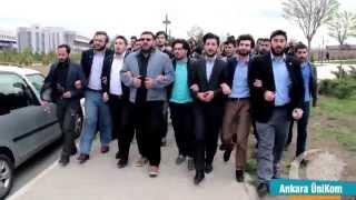 571 Genç 571 Fidan Dikiyor - AGD Ankara ÜniKom