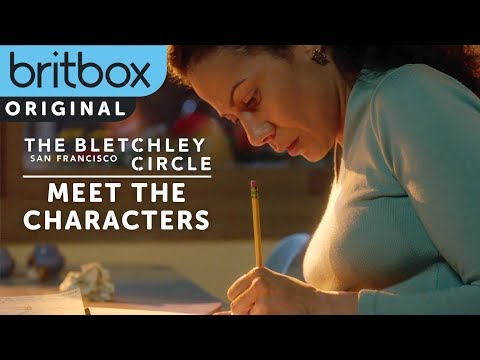 Meet the Characters   Bletchley Circle: San Francisco