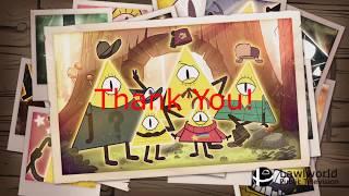 PBS Kids Gravity Falls Funding Credits Weardmagetton Varient