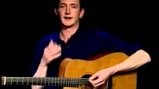 Irish rythm guitar strumming