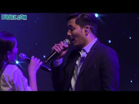 Fattah Tergamam Tengok Fazura Masa Duet Lagu CINDERELLA - SHOWCASE ONEMUSIC