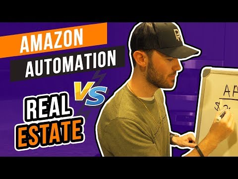 Amazon Automation Dropshipping VS Real Estate - MUST SEE!