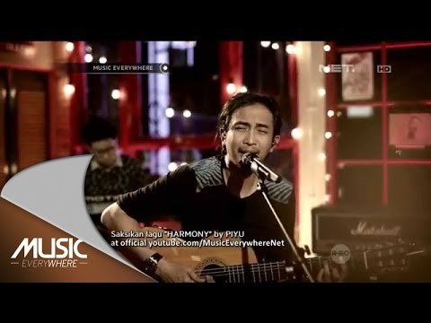 Piyu and Friends Feat Sammy - Kasih Tak Sampai (Live at Music Everywhere) *