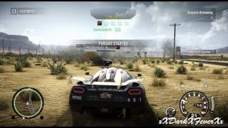 Need for Speed: Rivals- Koenigsegg One:1- Busting Some Racers (Cop)-PC 1080p HD