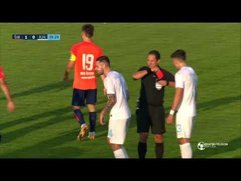 Sibenik Rijeka Goals And Highlights