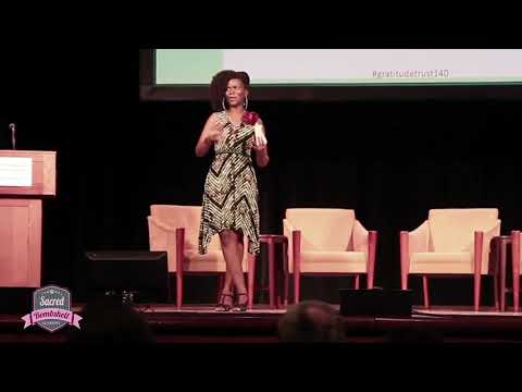 Stepping Into Your Greatness - Abiola Abrams