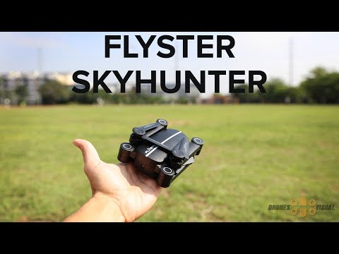 Flyster Skyhunter Foldable FPV Drone
