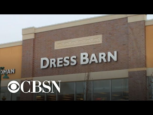 Dressbarn latest in nationwide retail store closure wave
