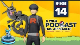 A Wild Podcast Has Appeared: Episode 14 - A Comicbook.com Pokemon Podcast