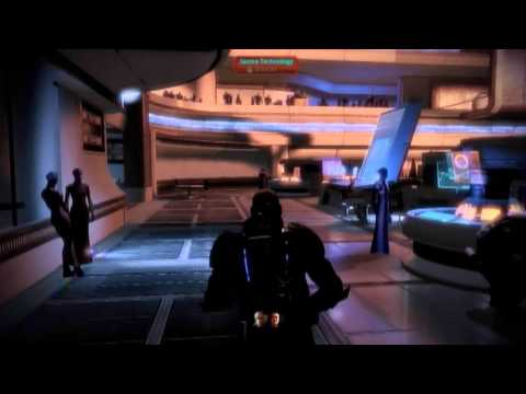 Zag Plays! Mass Effect Trilogy Part 99 - Omega: Packages for Ish |