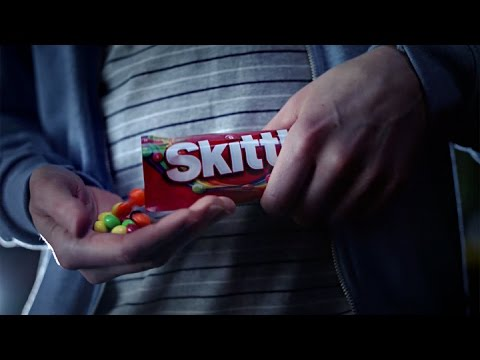 Fall In Love With Rainbow... And Skittles!