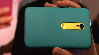 New Moto G adds better camera, larger screen, and water dunkability