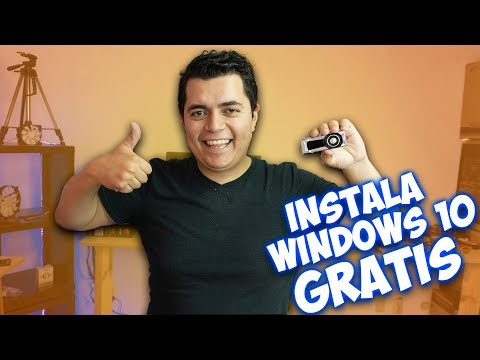 Como Instalar Windows 10 Sin Costo Con USB 2019 - Proto Hw & Tec