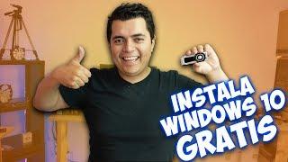 Como instalar windows 10 Sin costo con USB 2019 - Proto Hw & Tec