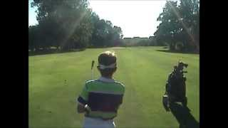 Christian Johnson 11 year old golfer Thanks To Robin Murray of  Nike & Stuart Cage of Octagon Golf