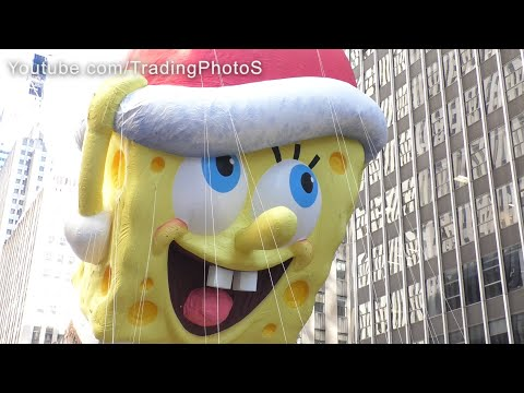 Macys thanksgiving day parade 2018  Full Unedited