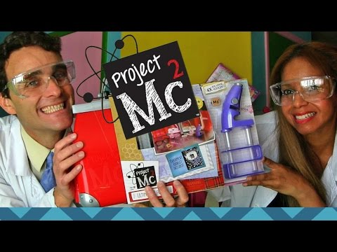Project MC2 Ultimate Lab Kit Unboxing! (Rainbow In A Jar Experiment) || Toy Reviews || Konas2002